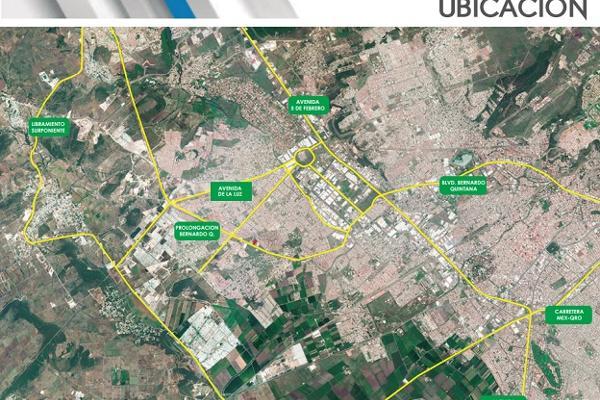 Foto de terreno comercial en venta en prolongación bernardo quintana , cerrito colorado, querétaro, querétaro, 3732124 No. 02