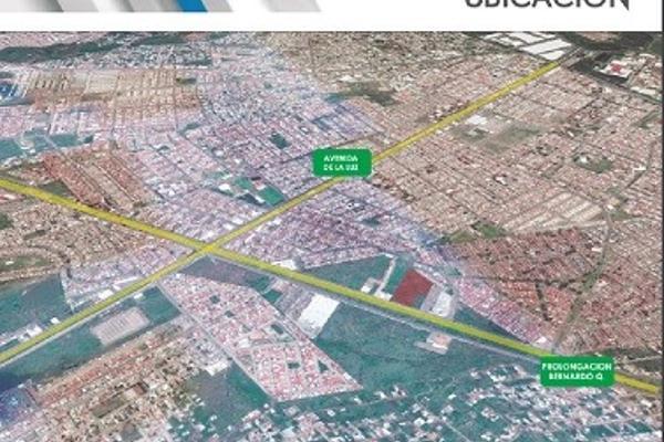 Foto de terreno comercial en venta en prolongación bernardo quintana , cerrito colorado, querétaro, querétaro, 3732124 No. 04