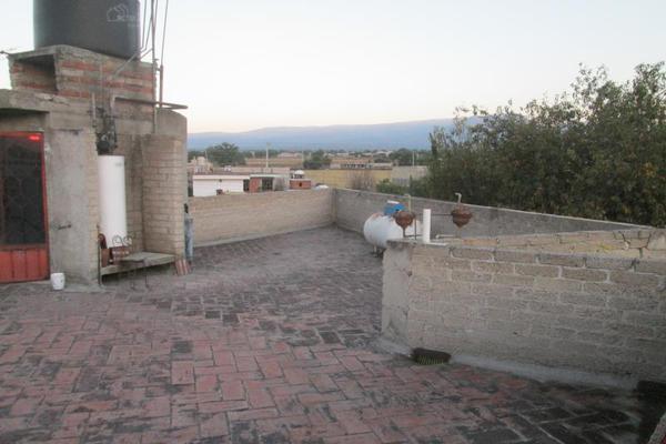 Foto de casa en venta en prolongación cacama sur 4, lomas de cristo, texcoco, méxico, 6184010 No. 10