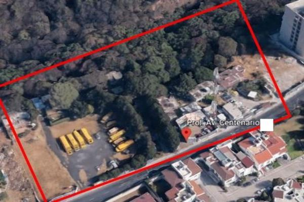 Foto de terreno habitacional en venta en prolongación centenario , villa verdún, álvaro obregón, df / cdmx, 5788838 No. 01