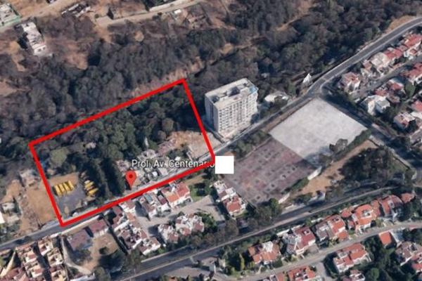 Foto de terreno habitacional en venta en prolongación centenario , villa verdún, álvaro obregón, df / cdmx, 5788838 No. 02