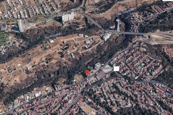Foto de terreno habitacional en venta en prolongación centenario , villa verdún, álvaro obregón, df / cdmx, 5788838 No. 03