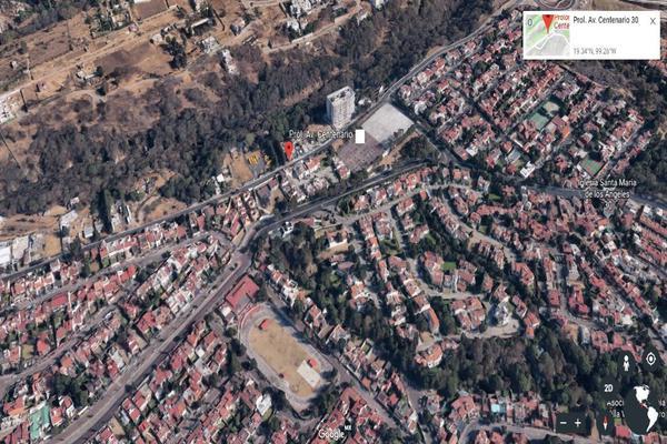 Foto de terreno habitacional en venta en prolongación centenario , villa verdún, álvaro obregón, df / cdmx, 5788838 No. 04