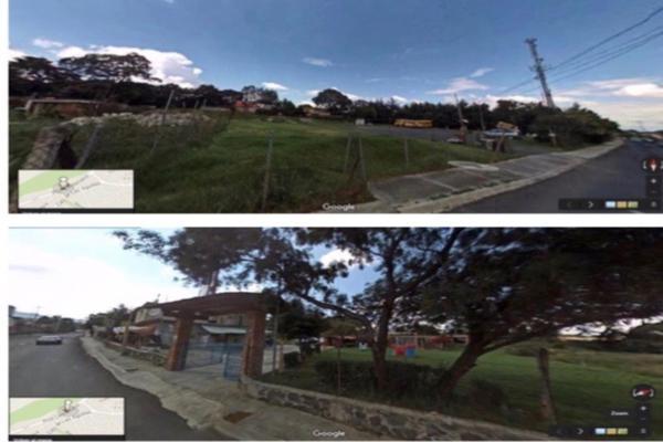 Foto de terreno habitacional en venta en prolongación centenario , villa verdún, álvaro obregón, df / cdmx, 5788838 No. 05