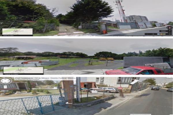 Foto de terreno habitacional en venta en prolongación centenario , villa verdún, álvaro obregón, df / cdmx, 5788838 No. 06