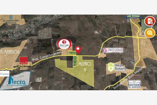 Foto de terreno comercial en venta en prolongación constituyentes 01, constituyentes, querétaro, querétaro, 7950565 No. 01