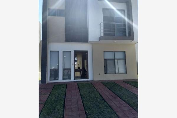 Foto de casa en venta en prolongacion constituyentes 7, el mirador, el marqués, querétaro, 5397246 No. 01