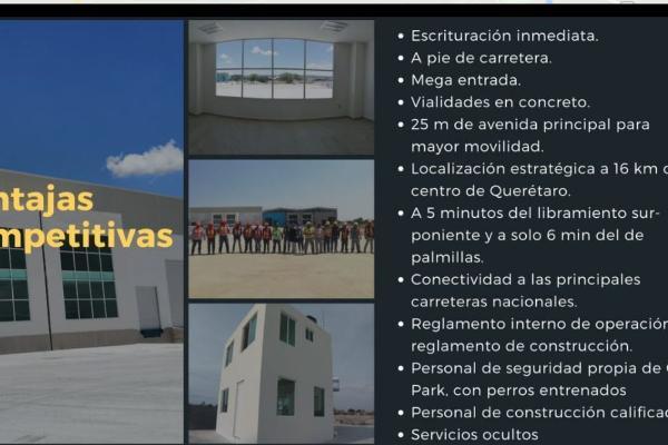 Foto de nave industrial en renta en prolongación constituyentes , balvanera polo y country club, corregidora, querétaro, 14023064 No. 09