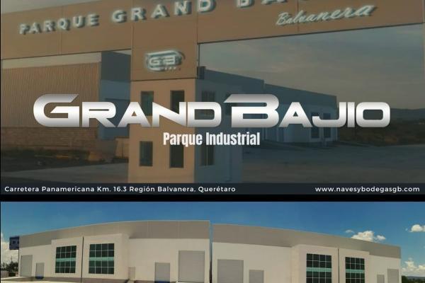 Foto de nave industrial en venta en prolongacion constituyentes , balvanera polo y country club, corregidora, querétaro, 14023076 No. 02