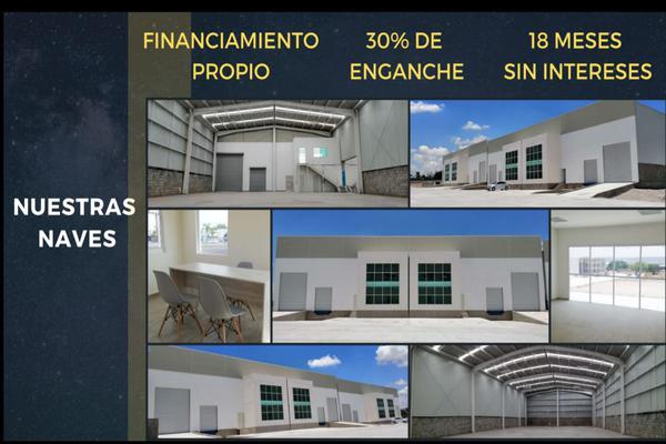 Foto de nave industrial en venta en prolongacion constituyentes , balvanera polo y country club, corregidora, querétaro, 16794093 No. 09