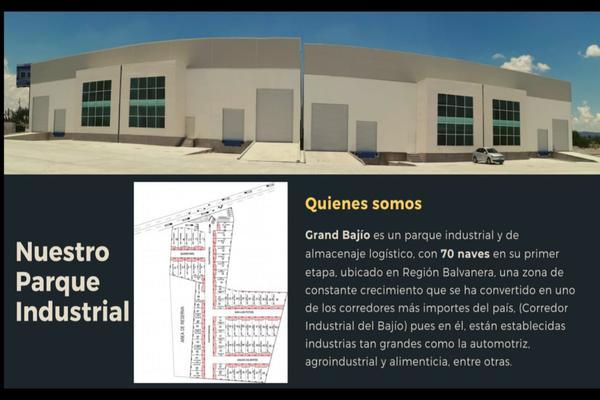 Foto de nave industrial en venta en prolongacion constituyentes , balvanera polo y country club, corregidora, querétaro, 16794093 No. 11