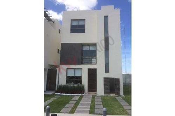 Foto de casa en venta en prolongación constituyentes oriente , el mirador, el marqués, querétaro, 5973315 No. 01