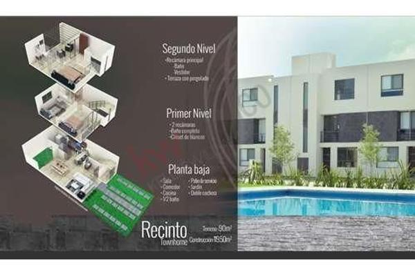 Foto de casa en venta en prolongación constituyentes oriente , el mirador, el marqués, querétaro, 5973315 No. 04