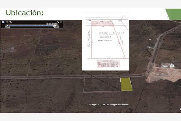 Foto de terreno habitacional en venta en prolongación constituyentes , parque industrial el marqués, el marqués, querétaro, 10096751 No. 02