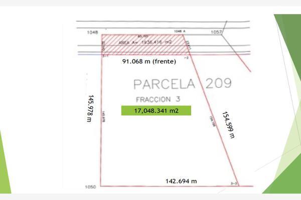 Foto de terreno habitacional en venta en prolongación constituyentes , parque industrial el marqués, el marqués, querétaro, 10096751 No. 04