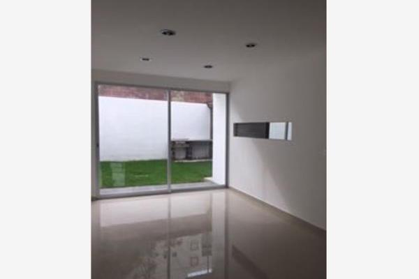Foto de casa en venta en prolongacion de la 12 norte 2409, la carcaña, san pedro cholula, puebla, 5408110 No. 02