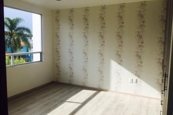 Foto de casa en venta en prolongacion de la 12 norte 2409, la carcaña, san pedro cholula, puebla, 5408110 No. 07