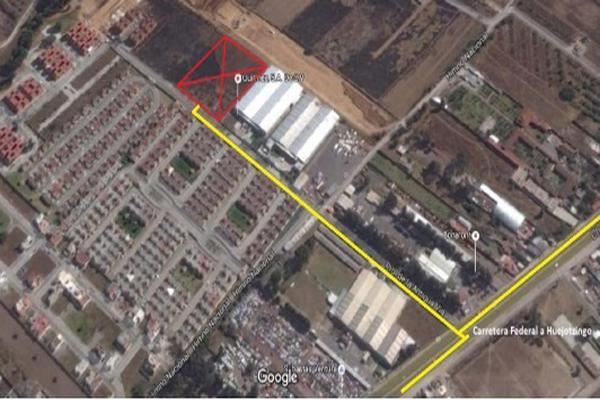 Foto de terreno habitacional en venta en prolongación de la antigua vía , san mateo cuanala, juan c. bonilla, puebla, 10017984 No. 01
