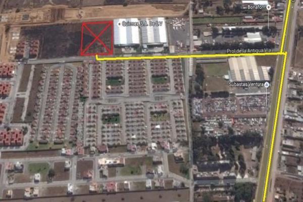 Foto de terreno habitacional en venta en prolongación de la antigua vía , san mateo cuanala, juan c. bonilla, puebla, 10017984 No. 05