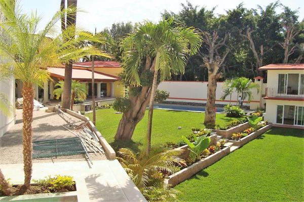Foto de casa en venta en prolongación del arco 66, amatitlán, cuernavaca, morelos, 20184005 No. 01
