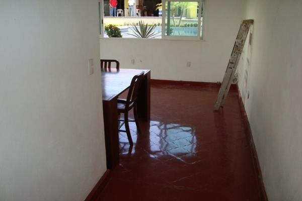 Foto de casa en venta en prolongación del arco 66, amatitlán, cuernavaca, morelos, 20184005 No. 31