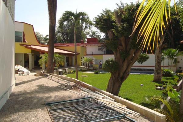 Foto de casa en venta en prolongación del arco 66, amatitlán, cuernavaca, morelos, 20184005 No. 37