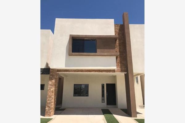 Foto de casa en venta en prolongación ejercito nacional , real del sol ii, juárez, chihuahua, 9919553 No. 01