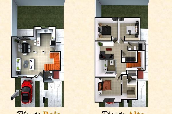 Foto de casa en venta en prolongación ejercito nacional , real del sol ii, juárez, chihuahua, 9919553 No. 13