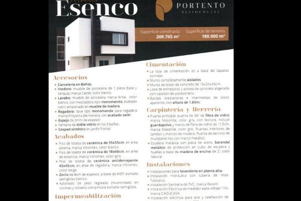 Foto de casa en venta en prolongación ejercito nacional , real del sol ii, juárez, chihuahua, 9919553 No. 14