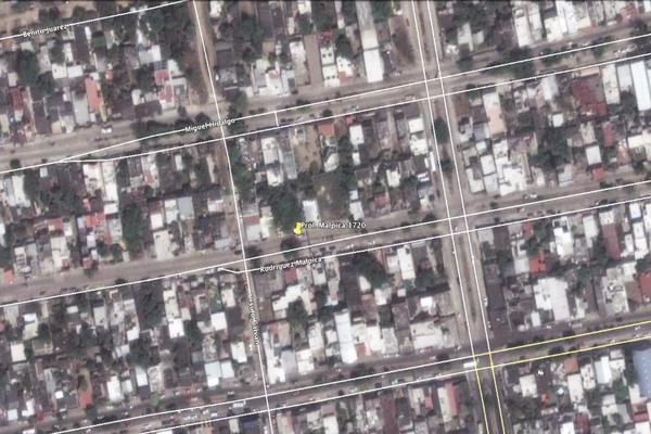 Foto de terreno habitacional en venta en prolongación malpica 1720 , benito juárez norte, coatzacoalcos, veracruz de ignacio de la llave, 3502138 No. 01