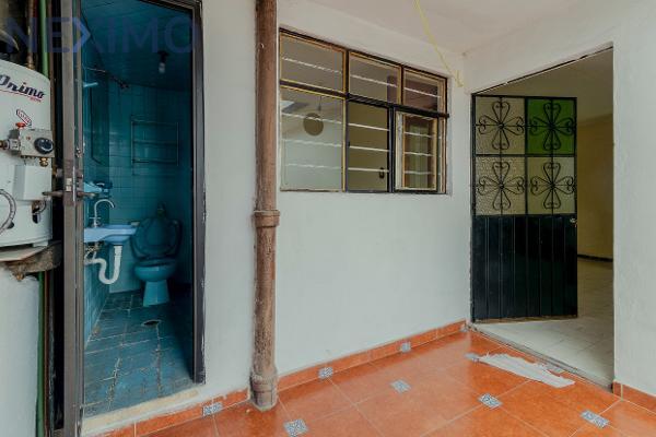 Foto de casa en venta en prolongación mieses 381, valle del sur, iztapalapa, df / cdmx, 5890985 No. 21
