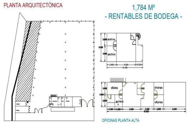 Foto de bodega en venta en prolongación miguel allende , santiaguito, tultitlán, méxico, 14308505 No. 03