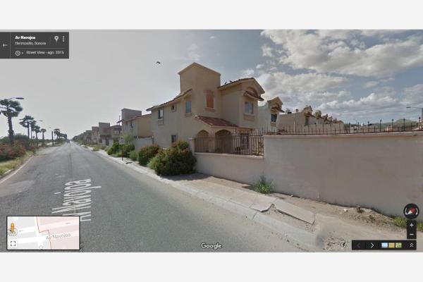 Foto de casa en venta en prolongación navojoa esqu. eje chanate, puerta real residencial vii, hermosillo, sonora, 3071675 No. 04