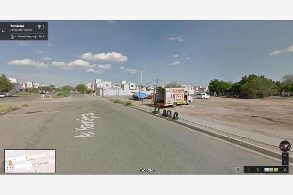 Foto de casa en venta en prolongación navojoa esqu. eje chanate, puerta real residencial vii, hermosillo, sonora, 3071675 No. 05