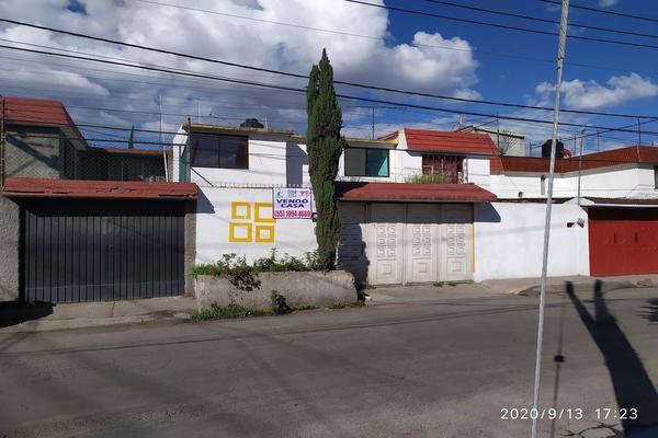 Foto de casa en venta en prolongación onimex 34, los laureles, ecatepec de morelos, méxico, 20280388 No. 01