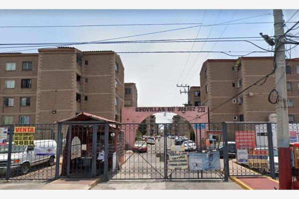Foto de departamento en venta en prolongación plutarco elías calles 230, chinampac de juárez, iztapalapa, df / cdmx, 16885455 No. 01