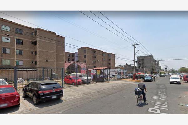 Foto de departamento en venta en prolongación plutarco elías calles 230, chinampac de juárez, iztapalapa, df / cdmx, 16885455 No. 02