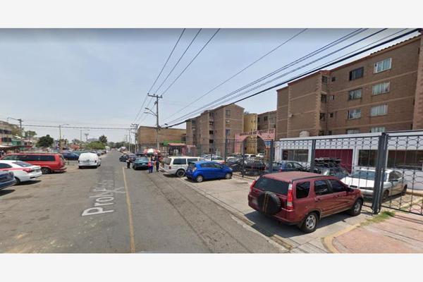 Foto de departamento en venta en prolongación plutarco elías calles 230, chinampac de juárez, iztapalapa, df / cdmx, 16885455 No. 03