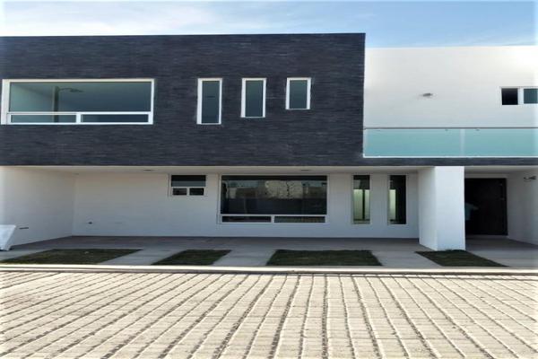 Foto de casa en condominio en venta en prolongacion san lorenzo , santa maría coronango, coronango, puebla, 17167866 No. 01