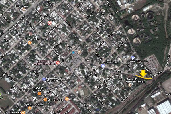 Foto de terreno habitacional en venta en prolongacion servando canales htv2143e , hidalgo poniente, ciudad madero, tamaulipas, 3529520 No. 01
