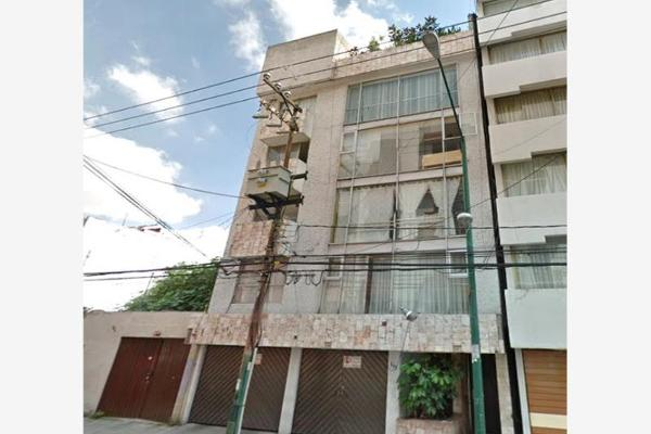 Foto de departamento en venta en prolongacion xochicalco 841, santa cruz atoyac, benito juárez, df / cdmx, 13373481 No. 01