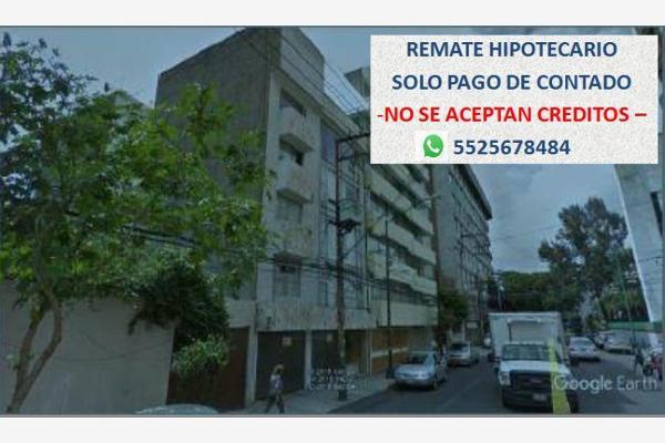 Foto de departamento en venta en prolongacion xochicalco 841, santa cruz atoyac, benito juárez, df / cdmx, 6179469 No. 01