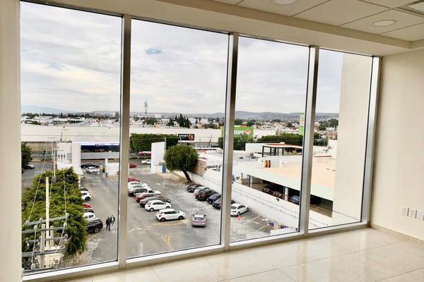 Foto de oficina en venta en prolongación zaragoza 263, misión de santiago, corregidora, querétaro, 17305514 No. 01