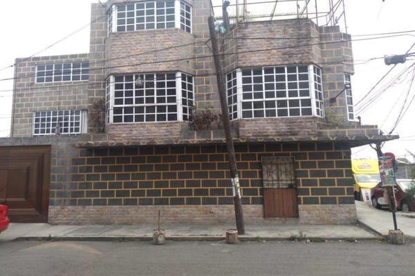 Foto de casa en venta en providencia 55manzana 2lote 02, los olivos, tláhuac, df / cdmx, 18817909 No. 01