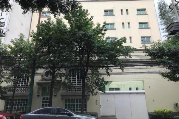 Foto de departamento en renta en puebla 1, roma norte, cuauhtémoc, df / cdmx, 18760234 No. 01