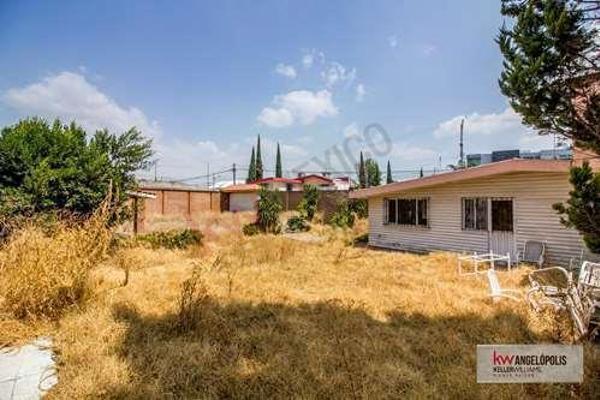 Foto de terreno habitacional en venta en  , puebla, puebla, puebla, 8853062 No. 11