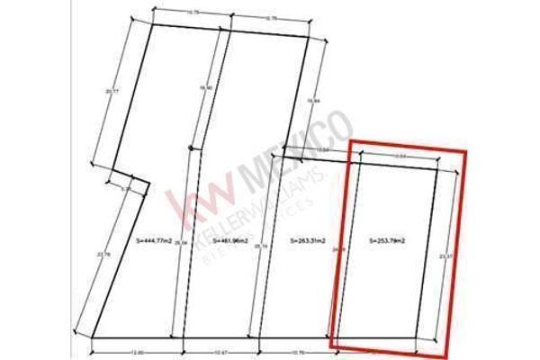 Foto de terreno habitacional en venta en  , puebla, puebla, puebla, 8853062 No. 23
