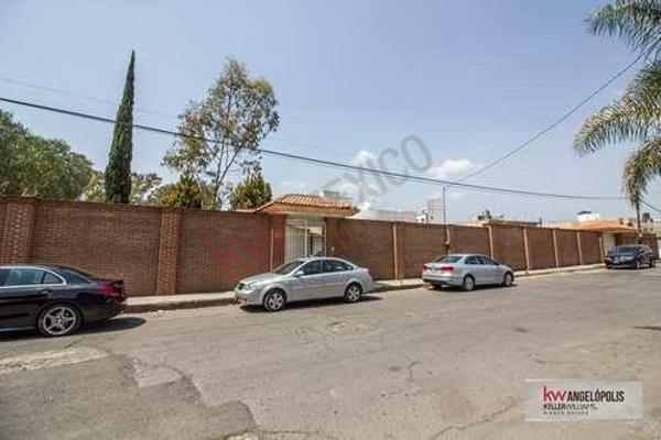 Foto de terreno habitacional en venta en  , puebla, puebla, puebla, 8853062 No. 32