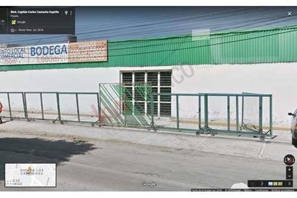 Foto de local en renta en  , puebla, puebla, puebla, 8858362 No. 01