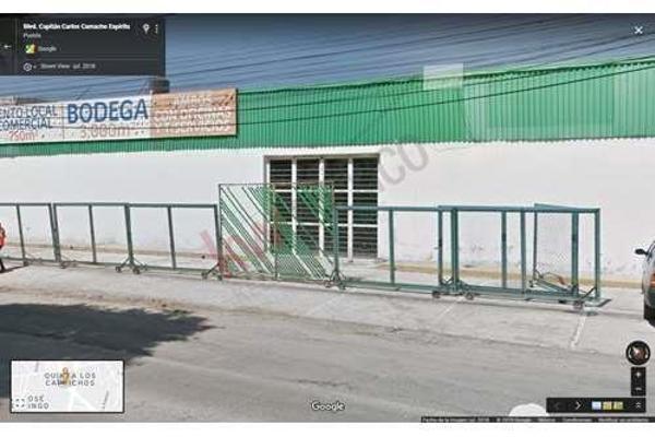 Foto de local en renta en  , puebla, puebla, puebla, 8858362 No. 10